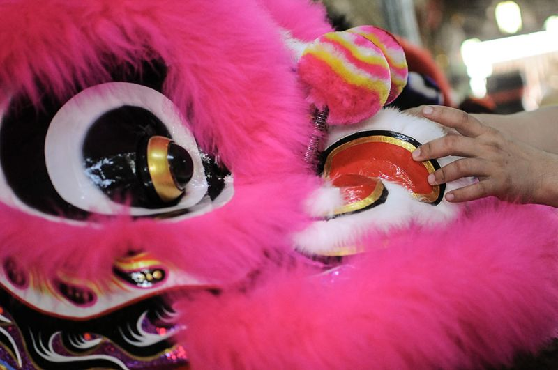 Thirty-four teams will try to wrest the top spot away from last year's defending champion, the Kun Seng Keng Lion and Dragon Dance Association from Muar, Johor. — Picture by Miera Zulyana