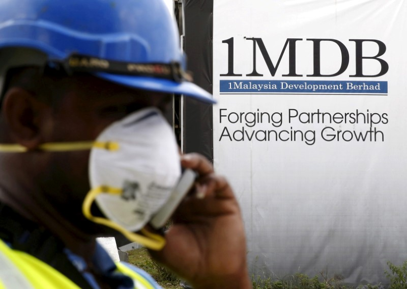 The adviser would be appointed to 'restart the 1MDB probe and bring back the money', said a source told Reuters today. — Reuters pic