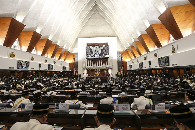 This is the first time the Dewan Negara had rejected a bill. Previously, the Senate has only instructed for Bills to be sent back to the Dewan Rakyat for amendments. — Picture by Azneal Ishak