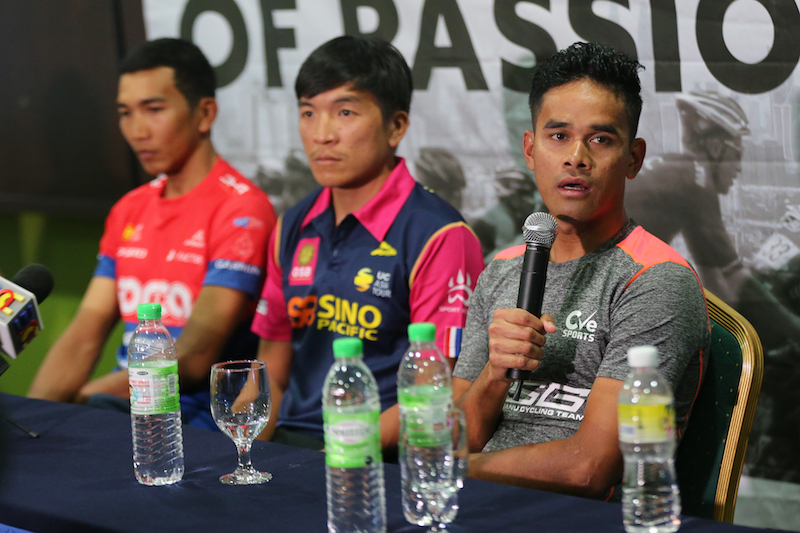 Terengganu Inc TSG Cycling Team sprint specialist Mohd Harrif Saleh said he feared that any further delay in payments would demoralise local cyclists and even discourage people from going into competitive cycling. — Picture by Ahmad Zamzahuri