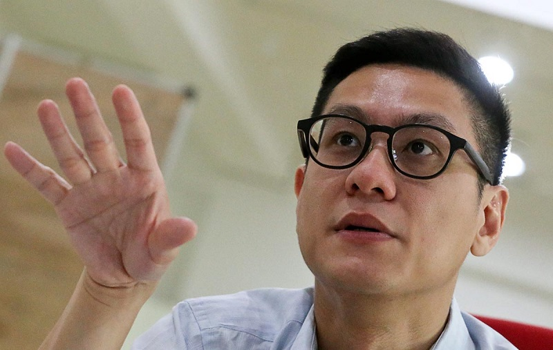 State Works, Utilities and Flood Mitigation Committee chairman Zairil Khir Johari said he would get the state legal advisors to look into the matter. — Picture by Sayuti Zainudin