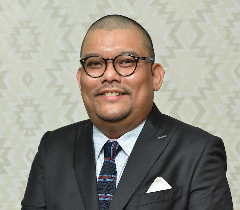 Umno Youth exco Ibdil Ishak said the party's track record since independence has shown its sincerity in upholding the Federal Constitution and the rights of 'all Malaysians, inclusive of Malay rights'. — Picture courtesy of Ibdil Ishak