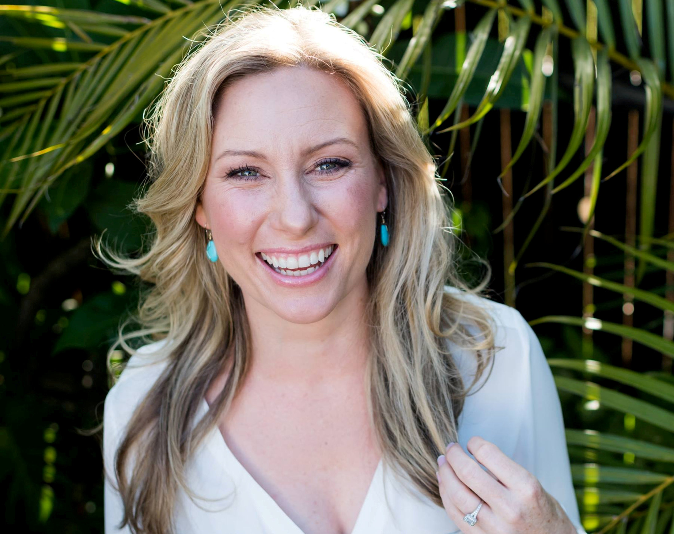 Justine Damond, also known as Justine Ruszczyk, from Sydney, is seen in this 2015 photo released by Stephen Govel Photography in New York, on July 17, 2017. — Reuters pic