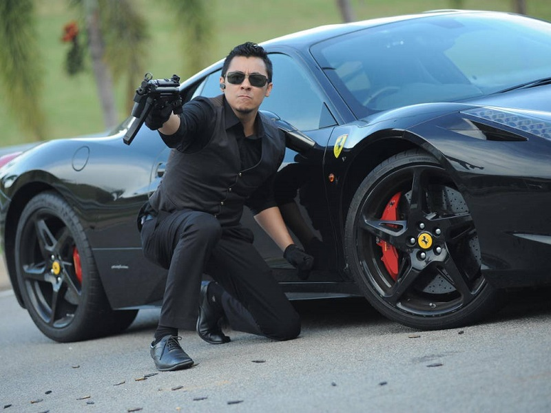 Syafiq Yusof's 'KL Special Force' is off to a good start. — Picture via CinemaOnline