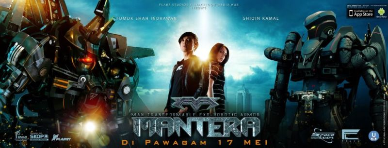'Mantera's lavish shoot didn't' yield the results the film-makers hoped for. — Picture courtesy of Flare Studios