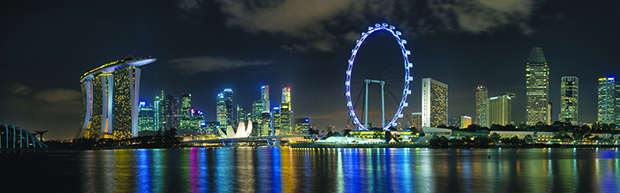 William Farquhar will surely be impressed by how far Singapore has come since its early days as a trading post. — Picture from commons.wikimedia.org