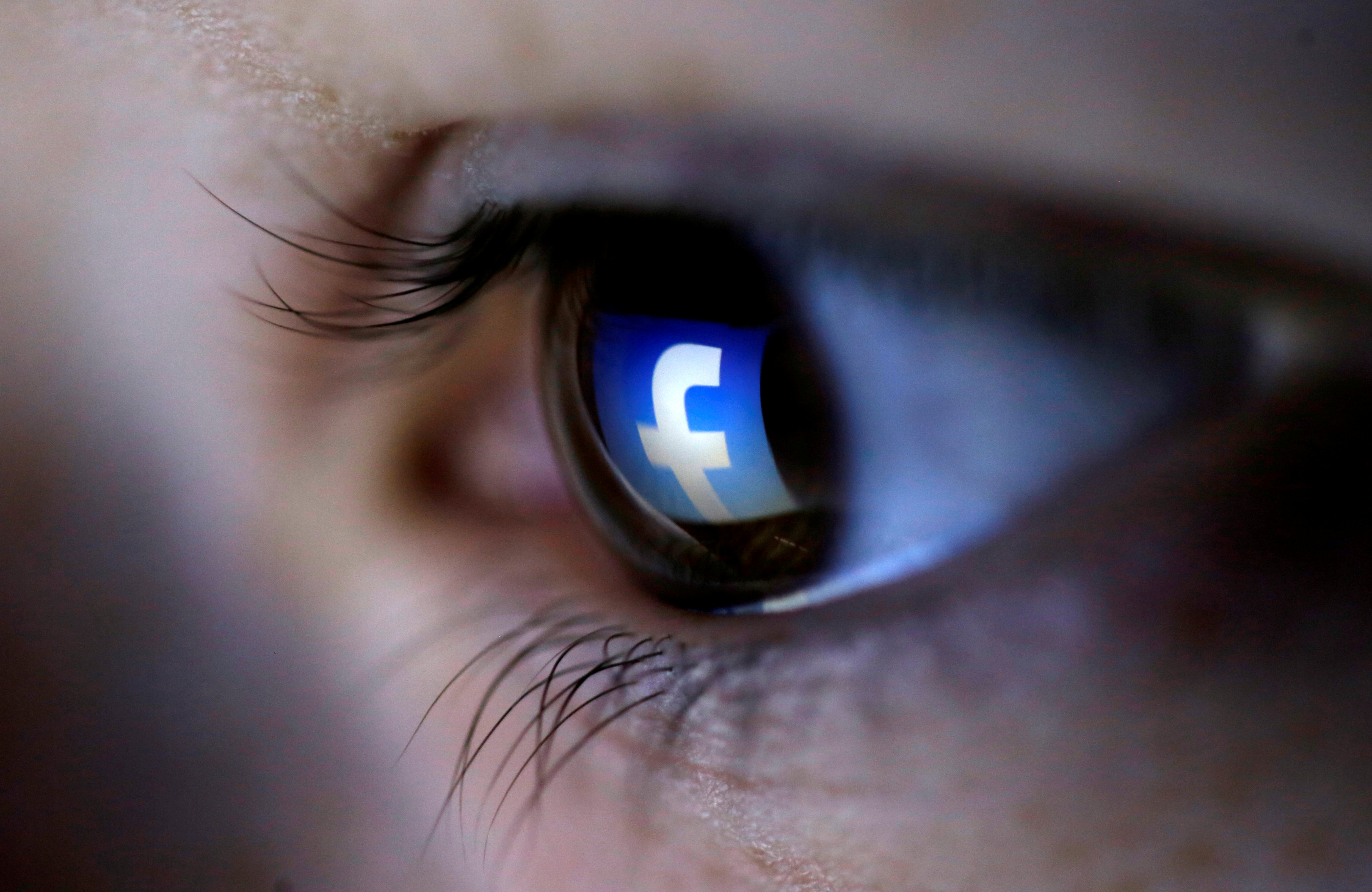From the 1,100 respondents polled, 70 per cent voted Facebook as the preferred platform for information. — Reuters pic