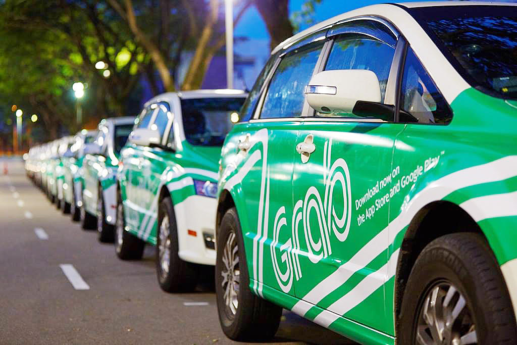 Of the 73 per cent of social media posts scrutinised by Meltwater for online chatter related to Grab, Uber and Go-Jek throughout last year, Malaysians accounted for 82 per cent of complaints and grouses about Uber and Grab drivers. — Picture courtesy of Grab via TODAY