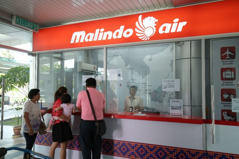 Earlier this month, Malindo Air resumed flights to almost all its domestic destinations in Malaysia as the government gradually relaxed rules on travel and social restrictions. —  Picture by Marcus Pheong