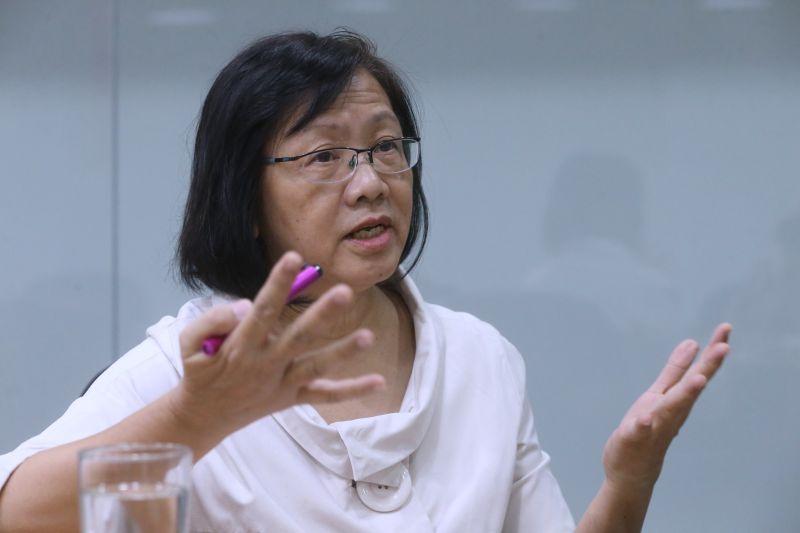 Maria Chin Abdullah said the appointment of Datuk Seri Mohd Shukri Abdull as the chief commissioner of the Malaysia Anti-Corruption Commission (MACC) now was necessary despite breaching Pakatan Harapan's manifesto. ― Picture by Zuraneeza Zulkifli