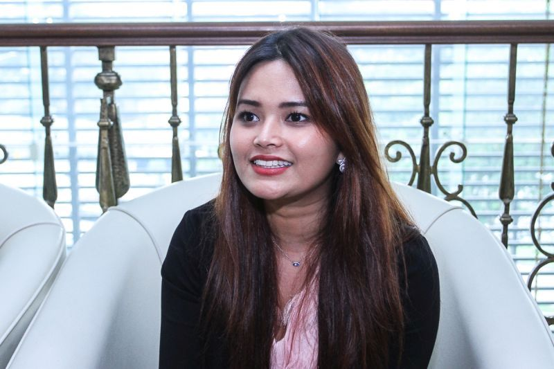 In 2014, Mah pipped DAP's Dyana Sofya Mohd Daud (pic) by just 238 votes, but in essence overturned a 7,000-vote disadvantage from 2013, when he had lost to the late Seah Leong Peng. — Picture by Shafwan Zaidon