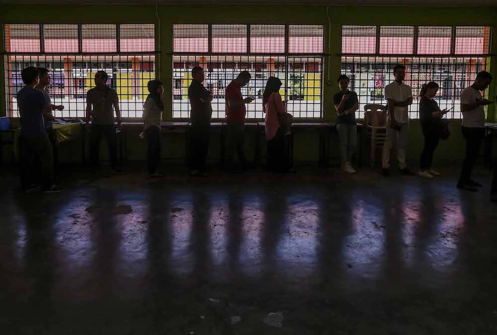 TNB: Faulty wiring to blame for power disruptions at polling stations