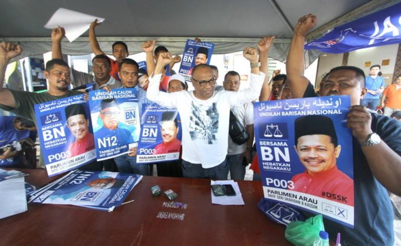 Perlis BN has proposed that Tambun Tulang State Assemblyman Datuk Ismail Kassim be appointed as the new mentri besar. — Bernama pic