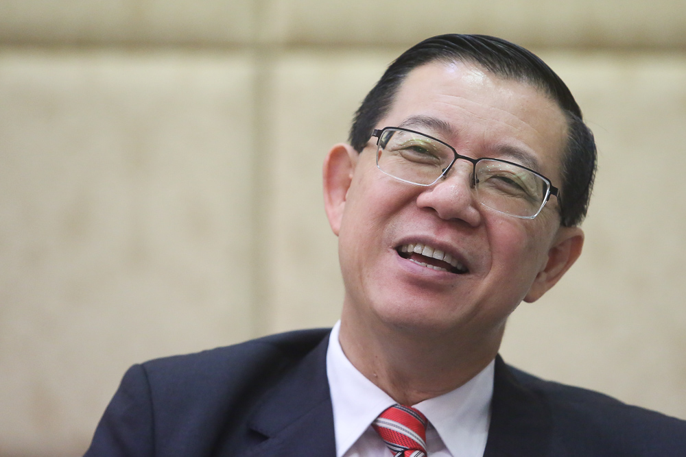 Lim said the external audit will be part of a mechanism that the government plans to put in place to ensure that suspicious financial dealings would not happen again. — Picture by Choo Choy May