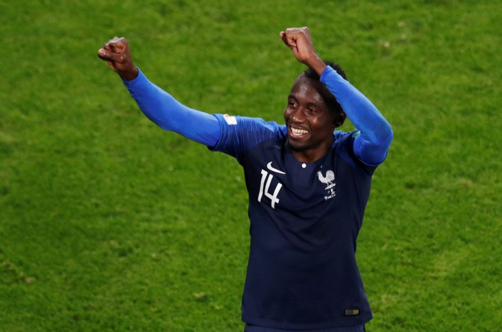 MLS said French World Cup-winner Blaise Matuidi had been paid more than allowed under the league's roster and budget rules. ― Reuters pic