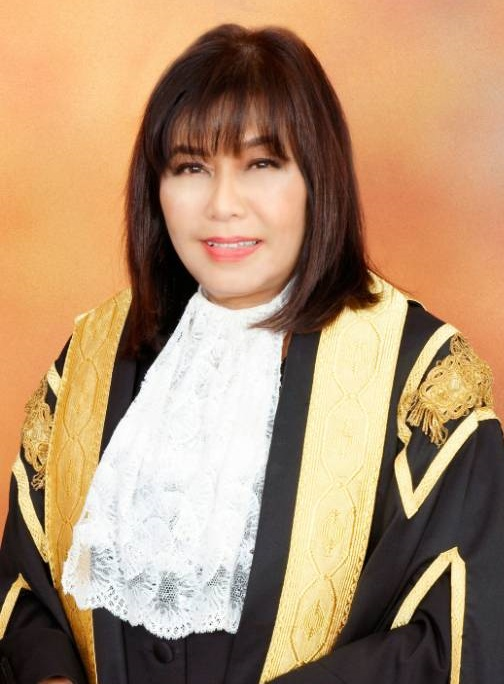 Federal Court judge Tan Sri Zainun Ali has been praised for her court judgments. — Picture courtesy of Chief Registrar's Office's corporate communications division