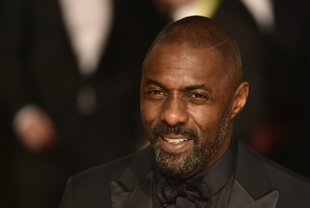 British actor Idris Elba — AFP pic