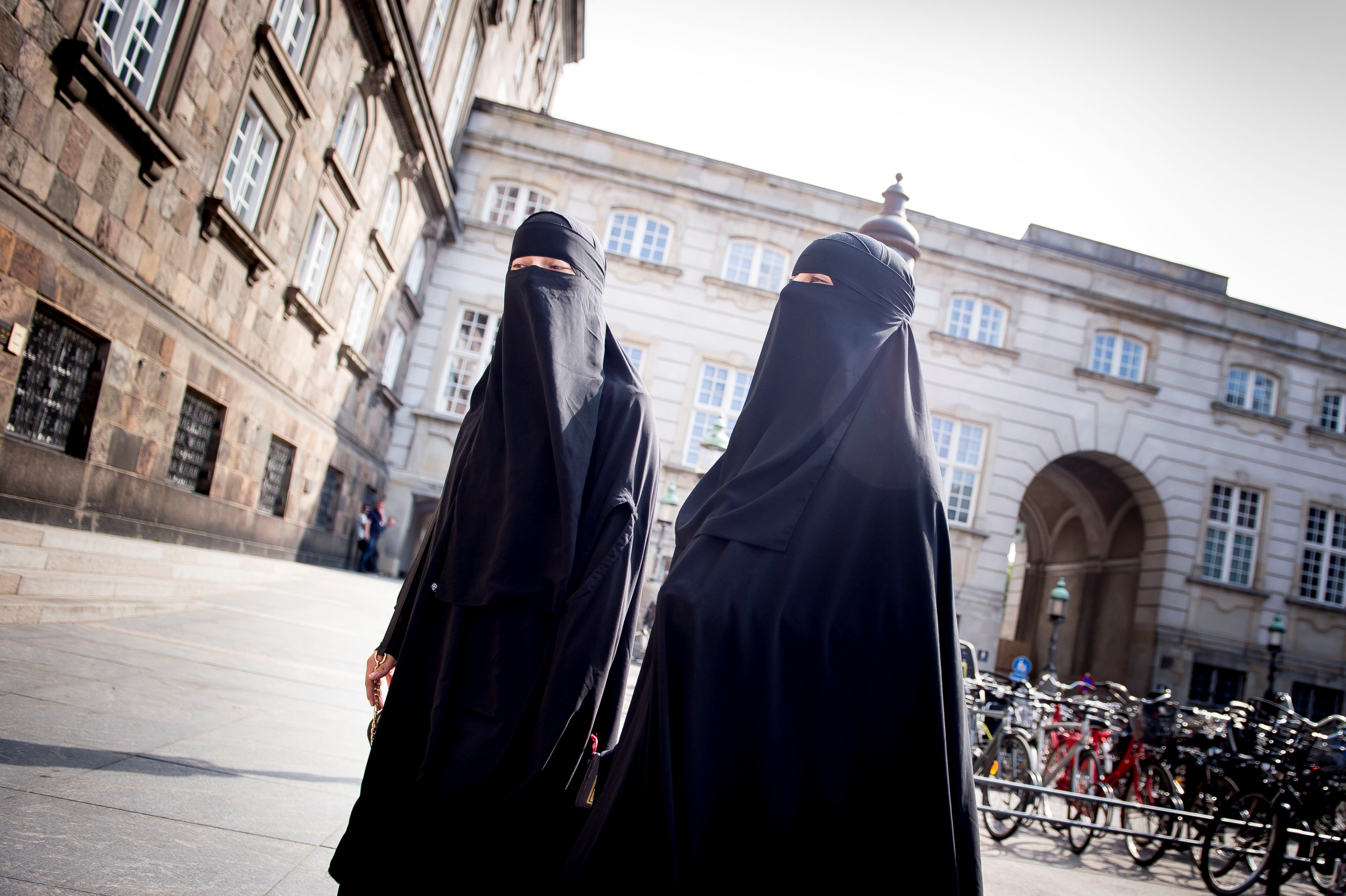 Muslims make up only about 5 per cent of Switzerland's 8.6 million people, official statistics show. ― Reuters pic