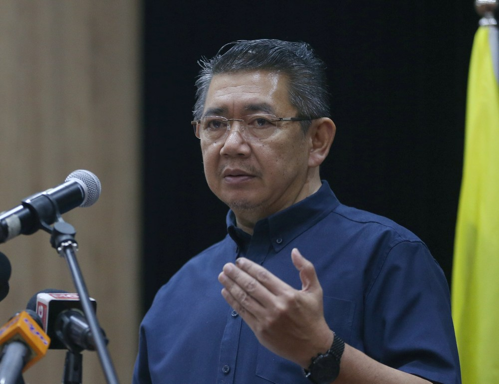 Datuk Salahuddin Ayub says that one of the major challenges he wants to overcome is convincing senior government officials to be on board with his strategies for the ministry. — Picture by Razak Ghazali