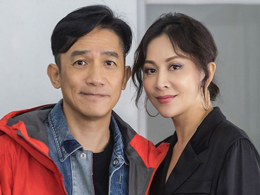Tony Leung's schedule will be handled by his wife, actress Carina Lau, for the time being. — Handout via CinemaOnline