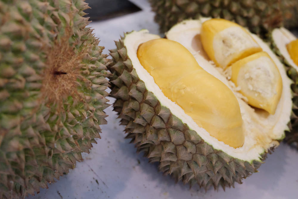 Chin said the prices for the three durians were found to be reasonable after scrutinising the documents and costs related to the sale of the durians. — Picture by KE Ooi