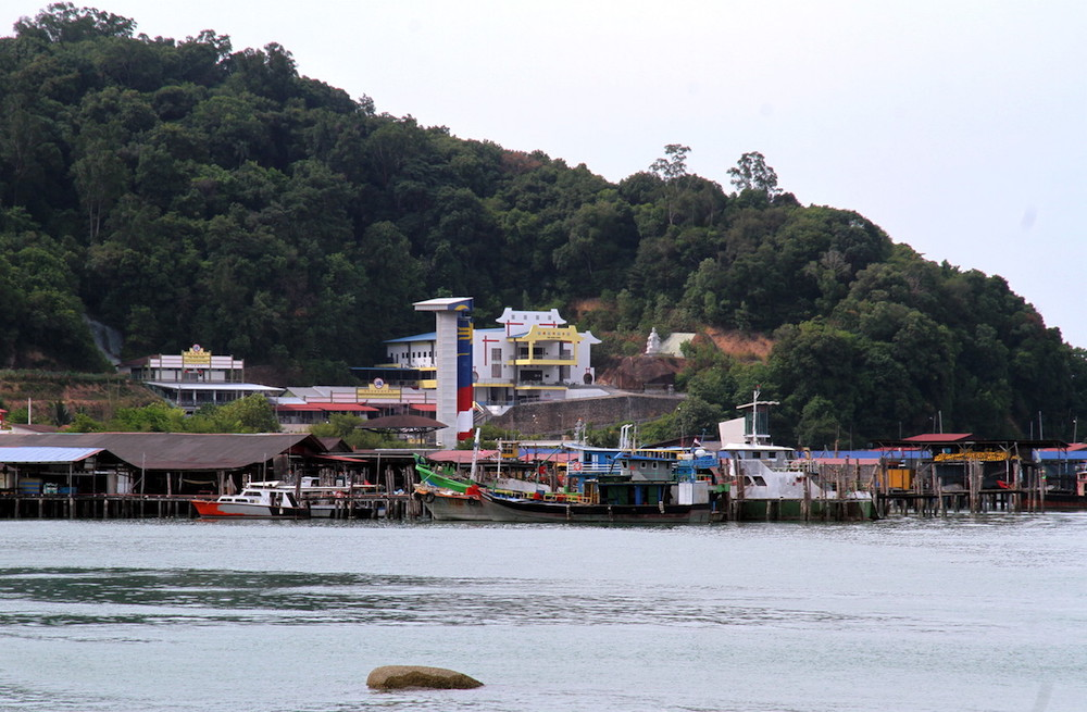 Pangkor Island is expected to reopen to tourists who are fully vaccinated against Covid-19 from November 1. — Bernama pic