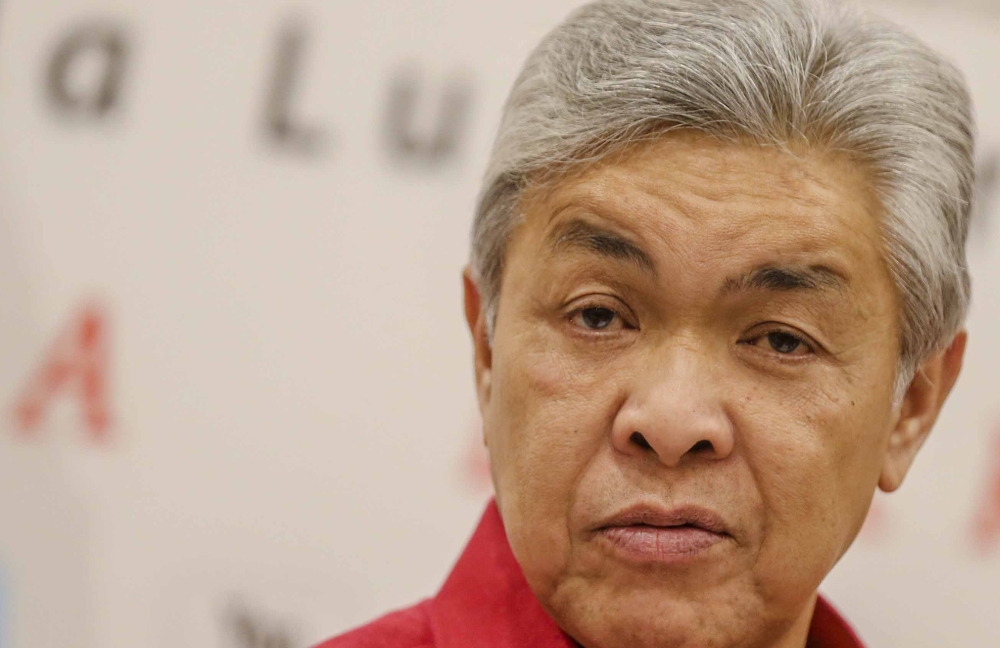 With patronage running deep within party culture, Umno's financial plight has forced Zahid to think of strategies to recoup or generate new sources of income.— Picture by FIrdaus Latif