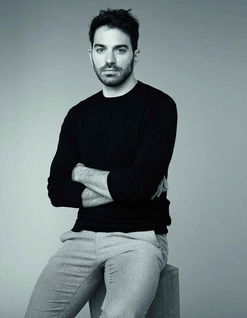 Carlo Massoud has been named as one of the 'Rising Talents' designers at Maison & Objet. — AFP pic