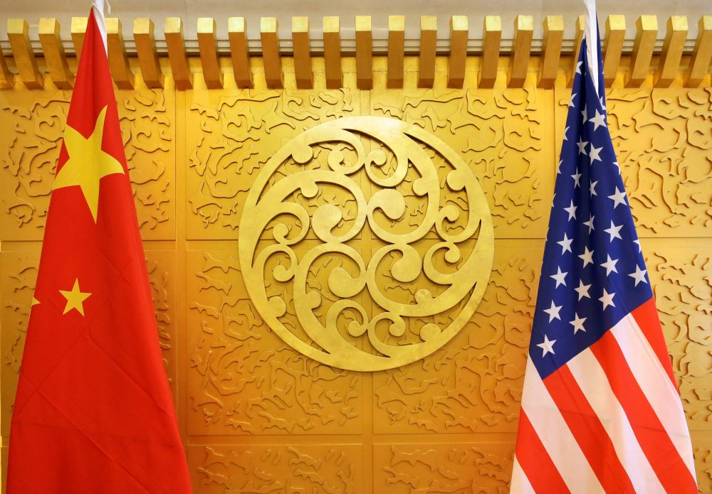 A new survey shows few US companies doing business in China view the US-China Phase 1 trade deal as being worth the cost of tariffs incurred over a two-year trade war. — Reuters pic