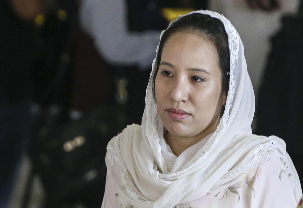 纳吉女儿遭内陆税收局追税高达1030万令吉。