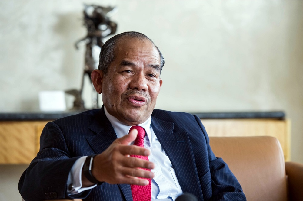 Mohd Sidek said that the study will be led by EAIC deputy chairman and former Federal Court judge, Tan Sri Zainun Ali. — Bernama pic