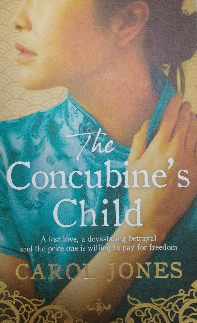 'The Concubine's Child' is about a young girl who is sold to a wealthy family as a concubine — and the child she eventually bears.