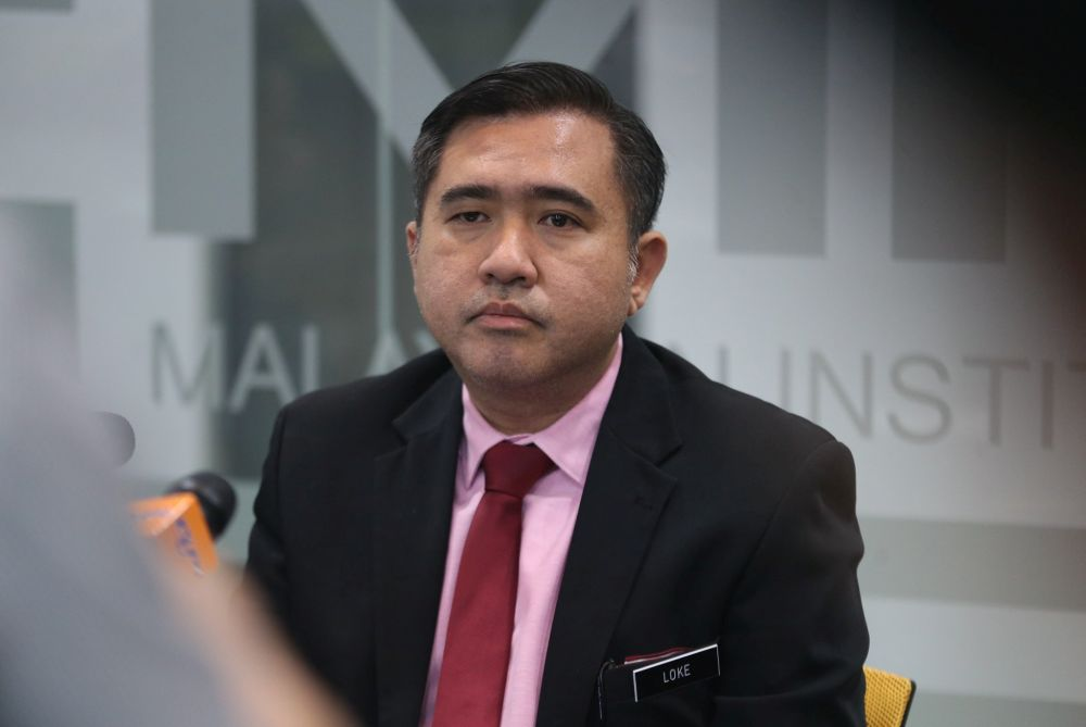 Loke said the Recommendation Review Panel has been given three-months to draft an interim report on the implementation progress of the recommendations. — Picture by Abdul Razak Ghazali