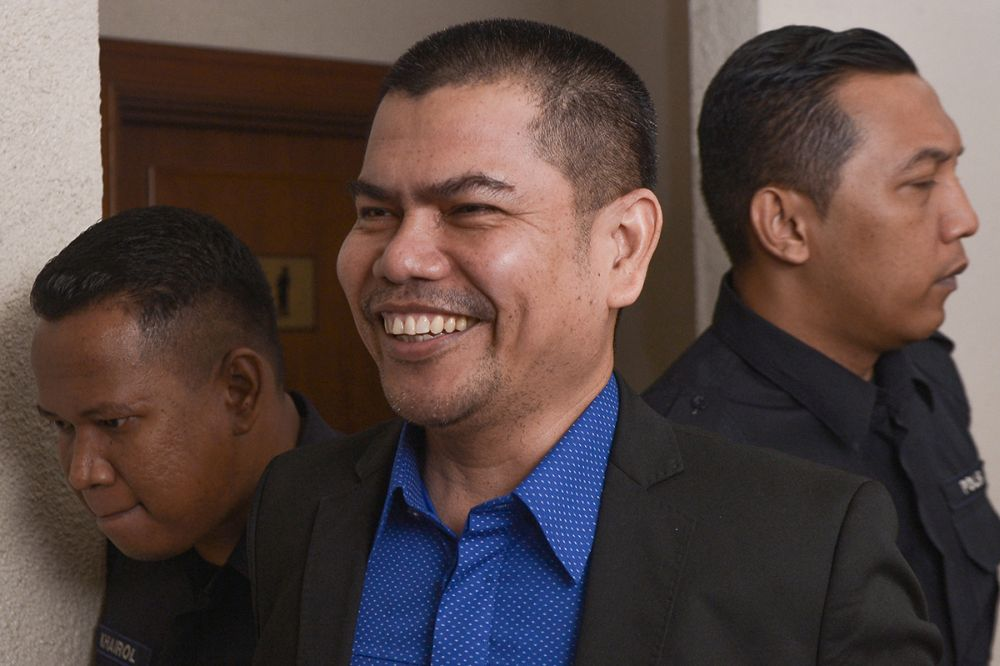 The court ordered Jamal to pay RM2,000 in costs to Yeo and set Oct 9 for case management. — Picture by Mukhriz Hazim