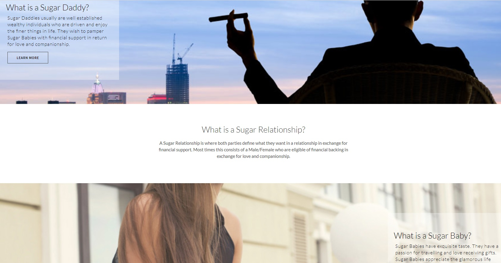 Sugarbook has 200,000 members across Malaysia, Singapore, Hong Kong, the US and Thailand. — Screen capture via Sugarbook