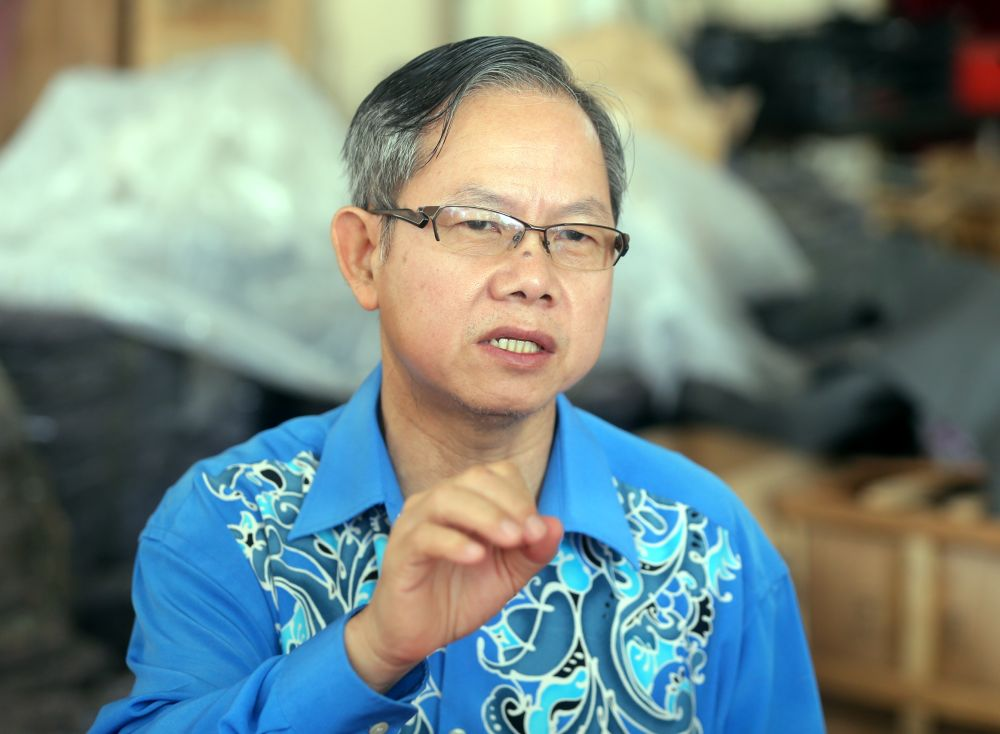 Deputy Health Minister Dr Lee Boon Chye said the Ministry of Health plans to establish a Nuclear Medicine Department at the Sungai Petani Cancer Specialist Centre in Kedah. — Picture by Farhan Najib