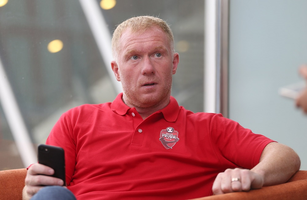Paul Scholes has quit as Oldham Athletic manager after only 31 days in charge. — Picture by Razak Ghazali