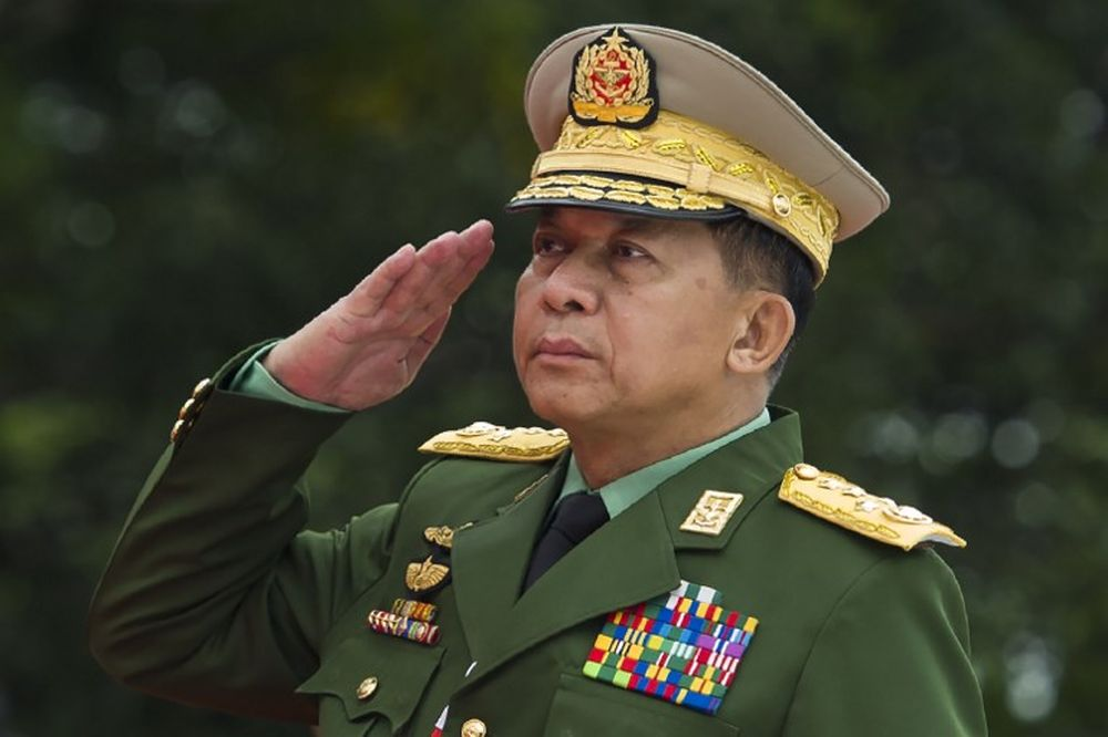 Myanmar Army Downplays Coup Rhetoric amid Putsch Fears