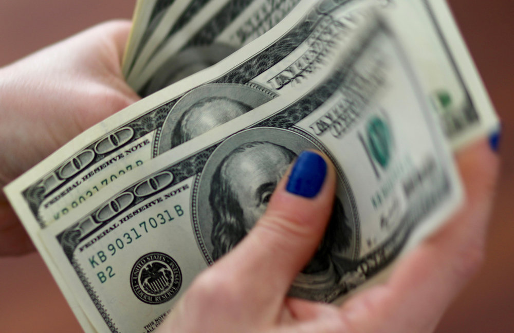 The dollar index fell 0.04 per cent against a basket of currencies to 92.164. It is holding above a three-week low of 91.995 reached on Thursday. — Reuters pic