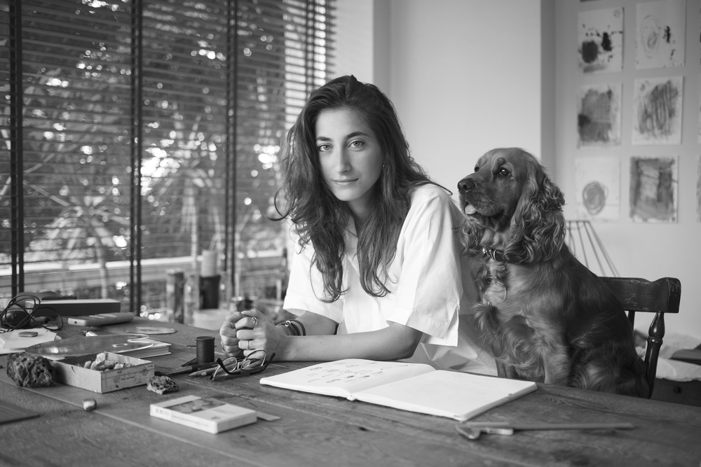 Paola Sakr has been named as one of the 'Rising Talents' designers at Maison & Objet, September 2018. — Picture courtesy of Carl Halal