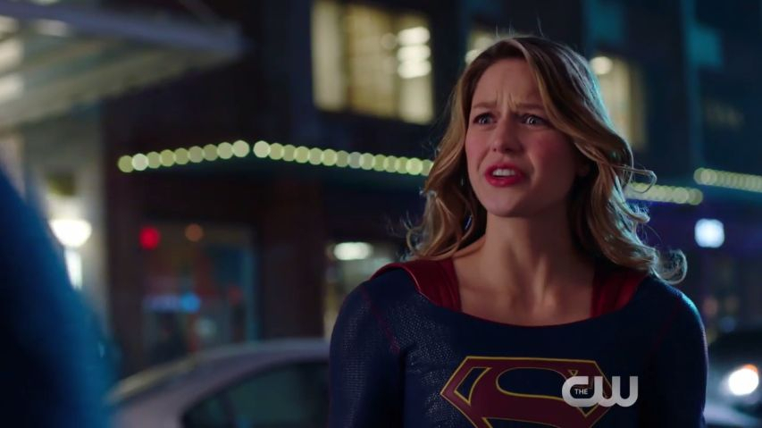 Melissa Benoist is currently playing the title character in 'Supergirl'. — Picture courtesy of The CW/YouTube