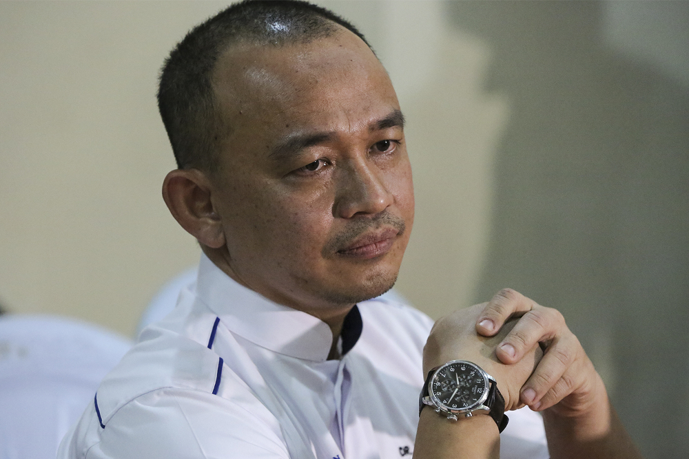 Education Minister Maszlee Malik said the Ministry of Education will intensify efforts to attract more foreign universities to establish branch campuses at the Pagoh Higher Education Hub. — Picture by Azneal Ishak