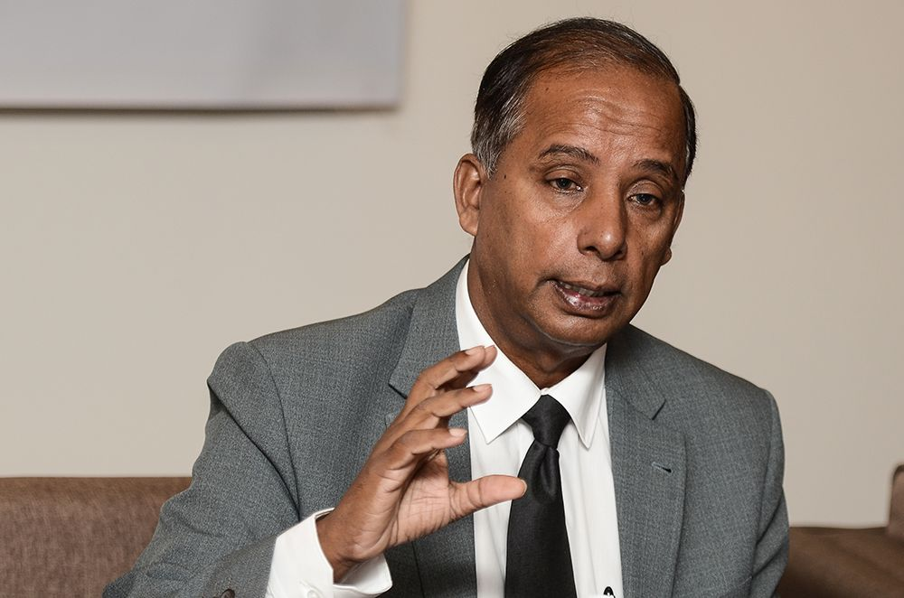 Human Resources Minister M. Kulasegaran said the Cabinet needs to deliberate on the matter before any decision can be made after consulting the Home Ministry. — Picture by Miera Zulyana