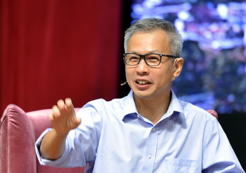 DAP's Tony Pua slams Singapore's Straits Times over 'persistent misreporting' on 1MDB. — Picture by Ham Abu Bakar