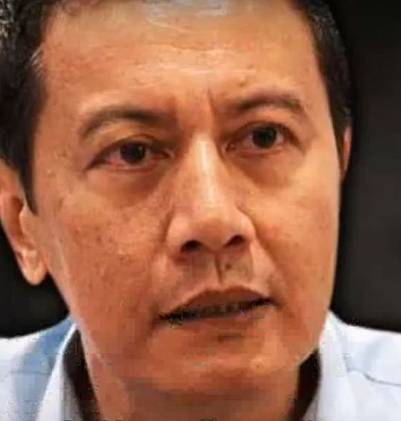 A screenshot of prominent lawyer Azhar Azizan, who has been elected as the new chairman of the Election Commission. ― Picture via YouTube/lan phuong
