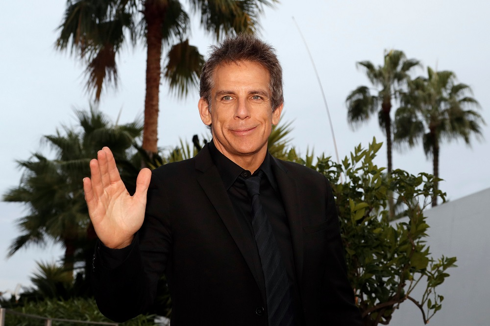 Ben Stiller (pic) was among Hollywood stars who signed an open letter to NBCUniversal executives slamming the network for scheduling a Donald Trump town hall at the same time as challenger Joe Biden's own event. — Reuters pic
