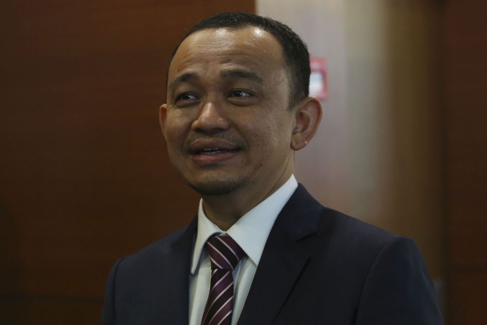 Education Minister Dr Maszlee Malik said the KSBM would be a source of reference for all educational institutions offering Bahasa Melayu programmes. — Picture by Yusof Mat Isa