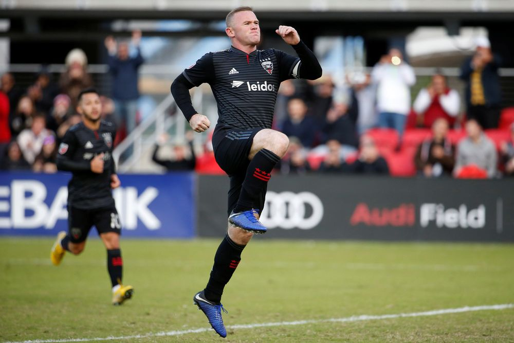 Rooney, who arrived at Derby's training ground today to work out a deal, would take up his role in January. — Reuters pic