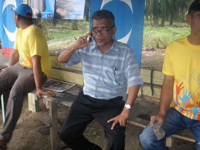 Pilah state constituency's village community management council chairman Hasnan Abd Malek says the MPKK received full cooperation from Mohamad Nazaruddin (pic) and he was able to carry out the responsibilities entrusted to him. ― Picture via Facebook/Mohamad Nazaruddin Sabtu
