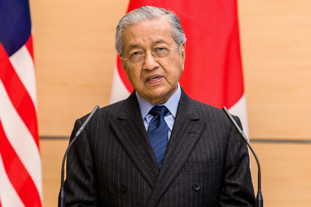 The PM said Malaysia has to study very carefully the terms of the agreement on the CPTPP. — Bernama pic
